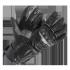 BÜSE ST Impact gants touring
