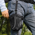 Büse Oberschenkeltasche, schwarz
