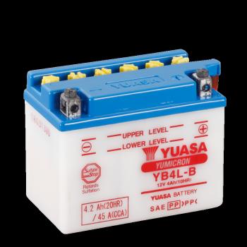 Yuasa  YB4L-B 12V/4A (VE10)