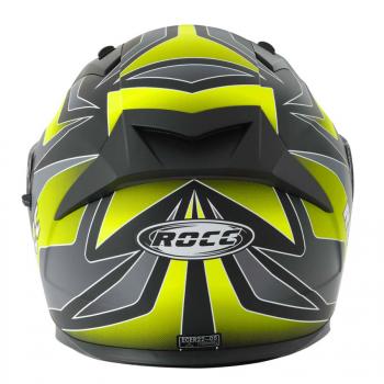 ROCC 333 casque intégral mat