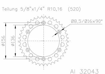 Alu-KR Beta/DR/DR-Z(E)/Cag/Gas/HVA45Z