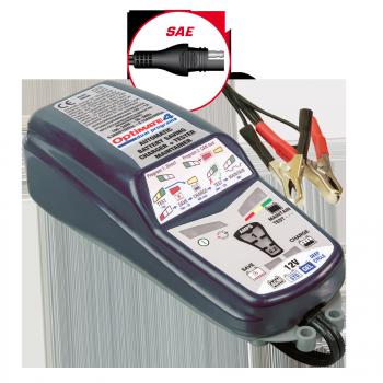 Batterieladegerät OptiMate 4-Dual Programm SAE