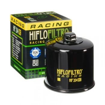 Ölfilter HF204-RC Honda/Kawa/Yamaha Race