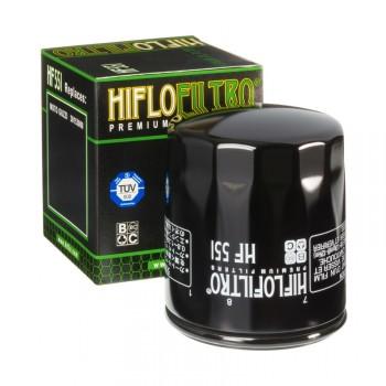 Ölfilter HF551 Moto Guzzi