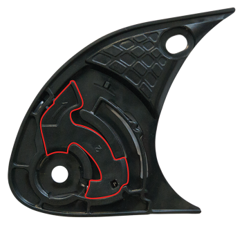 ROCC 410er visor mechanism incl. screws