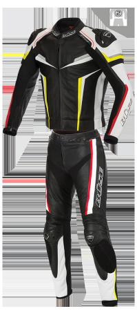 BÜSE Mille leather suit 2pcs.