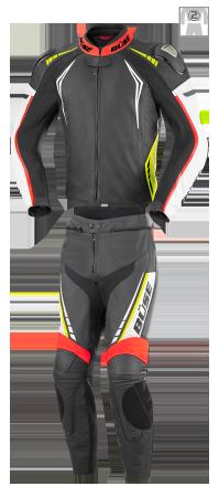 Büse Lederkombi Silverstone Pro