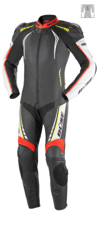 Büse Lederkombi Silverstone Pro 1tlg