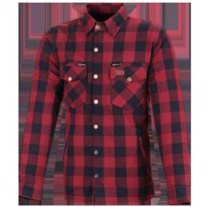 BÜSE M11 Karo-Cotton Textilhemd