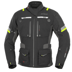 Büse Toursport jacket neon-yellow