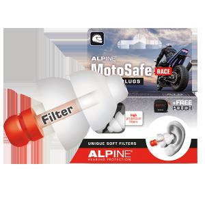 Alpine Moto Safe Gehörschutz