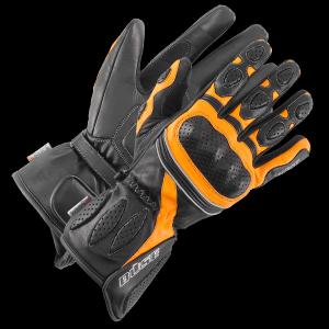 Handschuh Pit Lane orange/schw. 09