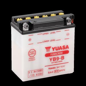 Yuasa  YB9-B 12V/9Ah (VE5)
