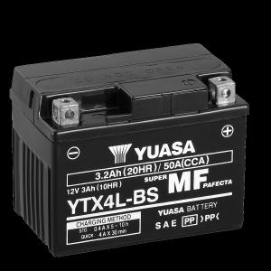Yuasa  YTX4L-BS 12V/3Ah (VE06)
