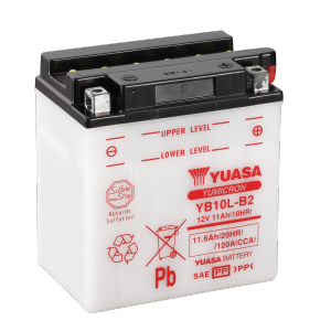 Yuasa  YB10L-B2 12V/11A (VE05)