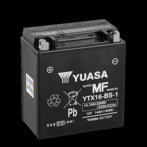 Yuasa  YTX16-BS-1 12V/16A (VE03)