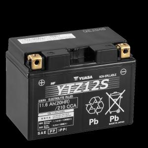 Yuasa  YTZ12S 12V/11A (VE05)
