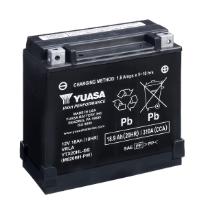 Yuasa  YTX20HL-BS (VE1)