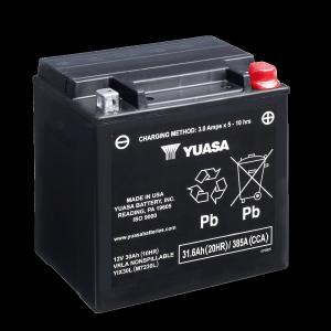 Yuasa  YIX30L (dry) (VE1)