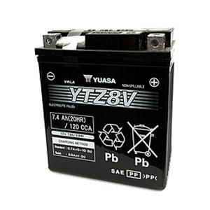 Yuasa YTZ8V 12V/7,4Ah (VE10)