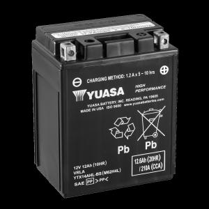 Yuasa  YTX14AHL-BS (VE1)