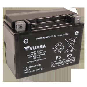 Yuasa  YTX15L-BS (VE1)
