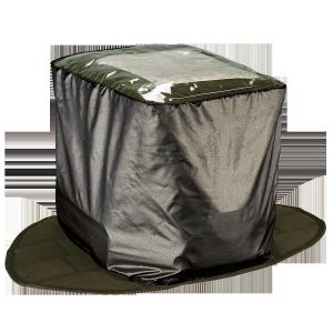 Büse Regenhaube für Tankrucksack groß