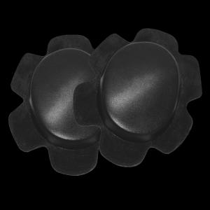 Büse Knieschleifer schwarz (Paar)
