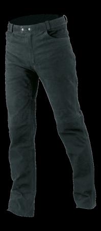 BÜSE Nubuk pantalon cuir