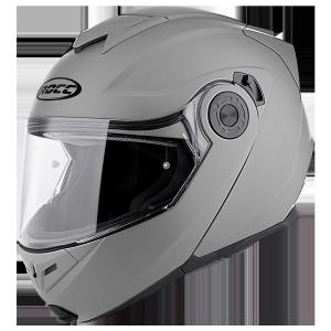 ROCC 880 flip-up helmet matt silver