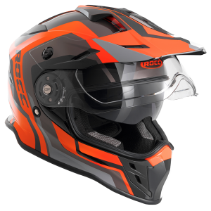 ROCC 781 casques Enduro noir-orange