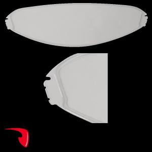 Antifog-Innenvisier klar für diverse ROCC Helme