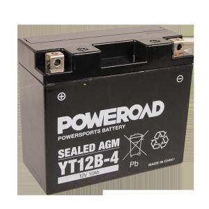 Poweroad  YT12B-4 12V/10A (VE05)
