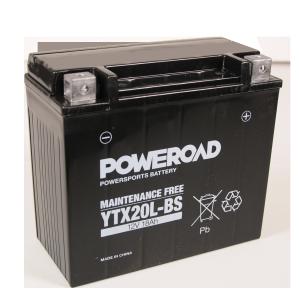 Poweroad  YTZ7S 12V/6A (VE10)