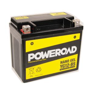 Poweroad Gel YG12-BS/12V-12AH (VE04)