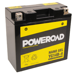 Poweroad Gel YG14B-4/12V-14AH (VE06)