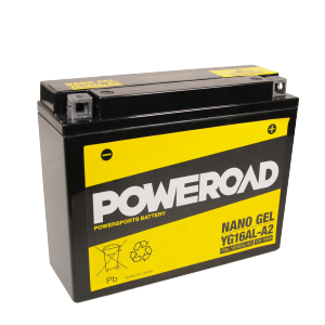 Poweroad Gel YG16AL-A2/12V-16AH (VE05)