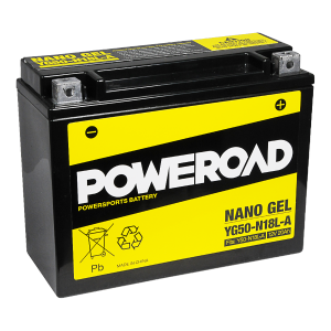 Poweroad Gel YG50-N18L-A3/12V-20AH VE2