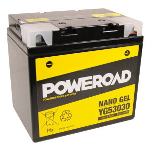 Poweroad Gel  53030/12V-28AH (VE02)