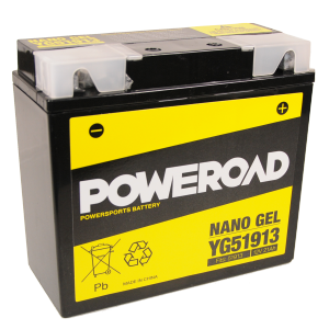 Poweroad Gel YG 51913/12V-19AH (VE05)