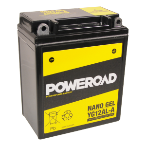 Poweroad Gel YG12AL-A/12V-12AH (VE05)