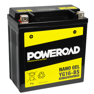 Poweroad Gel YG16-BS/12V-16AH (VE4)