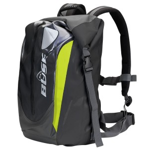 Büse backpack waterproof 30 L black/neo