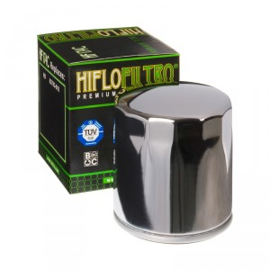 oil filter HF174C Harley chrom