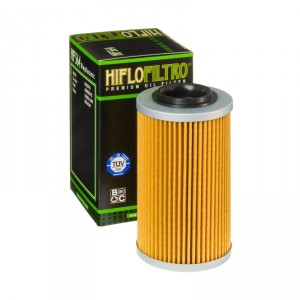 Ölfilter HF564 (lang) Aprillia 1000ccm