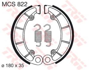Bremsbacken MCS822