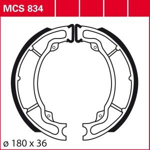 Bremsbacken MCS834