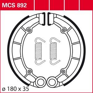Bremsbacken  MCS892