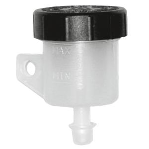 Mini fluid reservoir straight