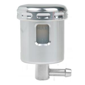 Mini fluid reservoir Alu chrome
